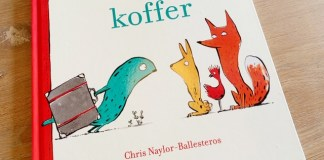 Review prentenboek De koffer