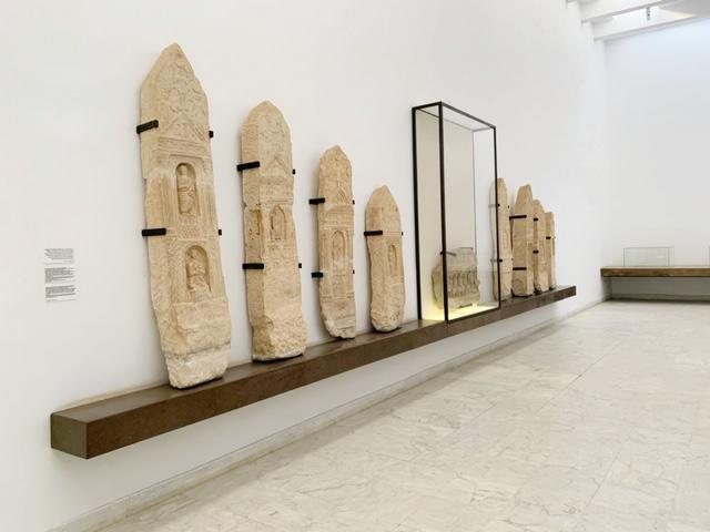 archeologische sites stukken