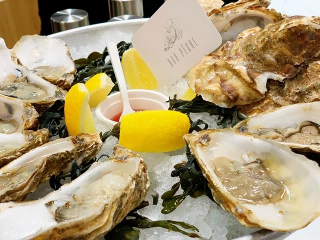 mapeau oesters
