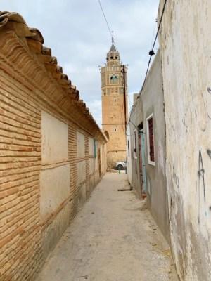 straatbeeld testour tunesie