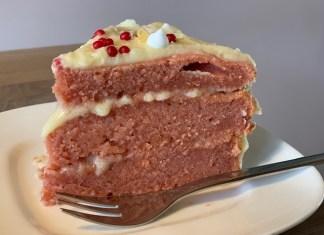 stuk pink velvet cake