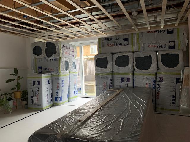 plafond maken maart 2020
