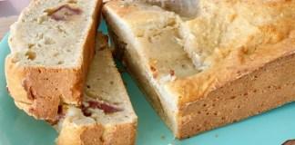 gezond bananenbrood recept