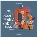 Boeken voor kinderen die bang zijn als ze gaan slapen