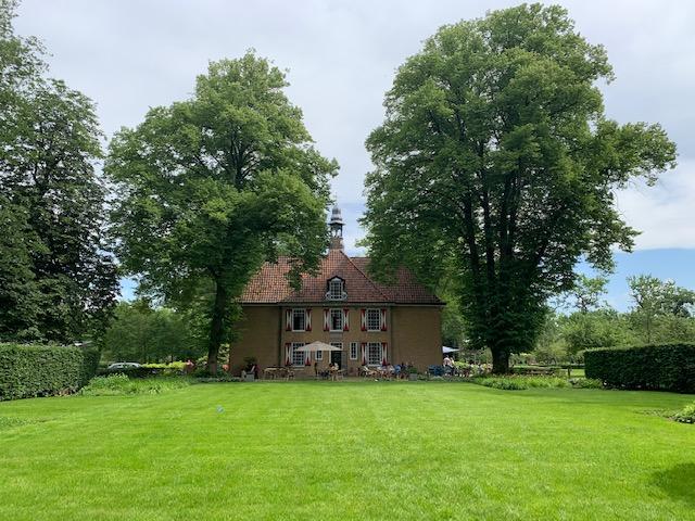Theethuin de Slotplaats in Bakkeveen