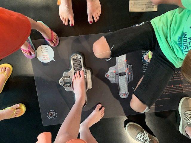 voeten meten zlin