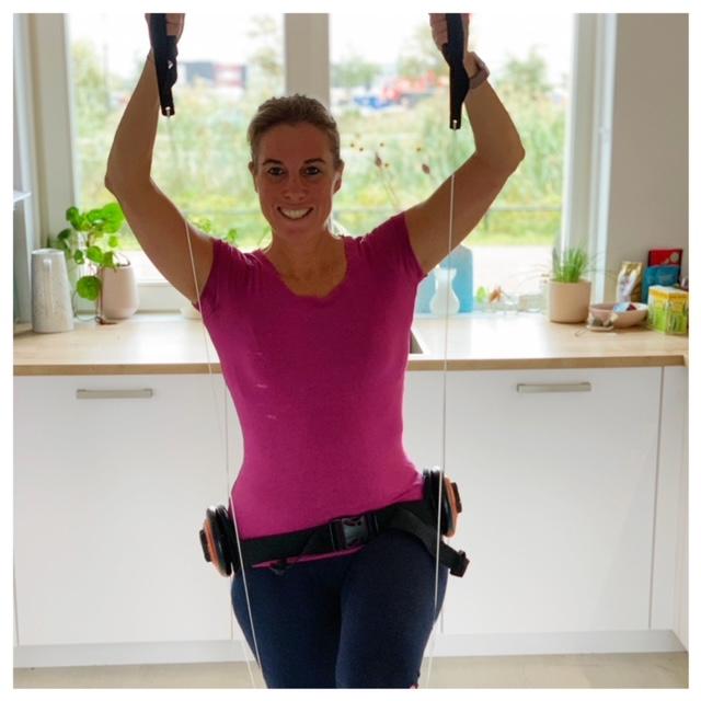 Mijn ervaring met DISQ Mobile Gym training