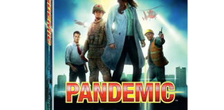 Pandemic bordspel review