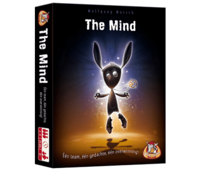 The Mind review spel