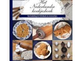 koekjes bakken met kinderen uit het nederlandse koekjesboek