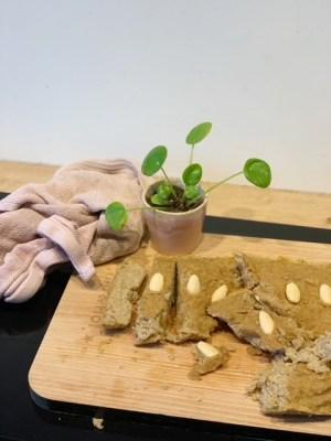broodplank met bananenbrood kh arm