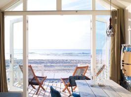 Dit zijn de allerleukste strandhuisjes van Nederland haagsestrandhuisjes