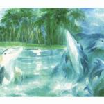 Kaart Delfine van Marie-Laure Viriot