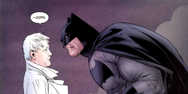 Planetary/Batman: Noite na Terra