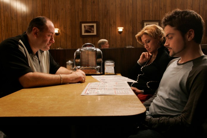 The Sopranos - Photo Credit: Will Hart / HBO