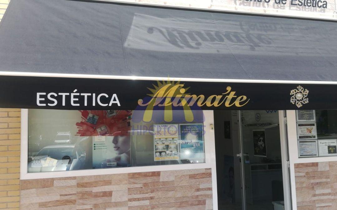 Instalación centro de estética en Pinto – Hipertoldos 2019