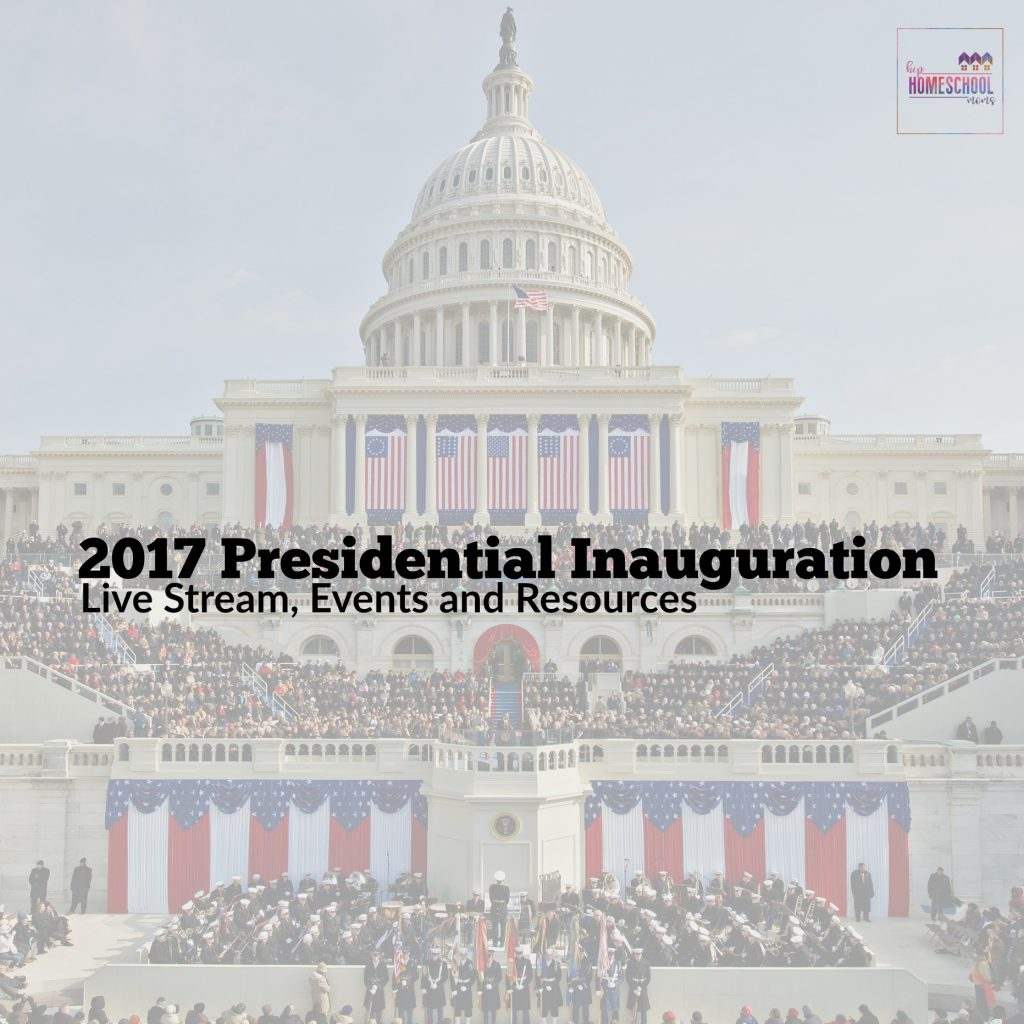 Presidential Inauguration Live Stream Events And