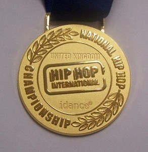 HHI UK Gold Medal
