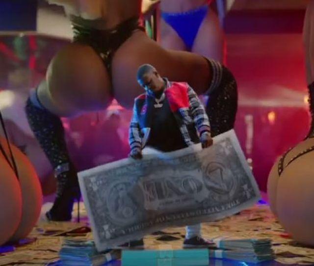 Blac Youngsta Drops His Booty Video