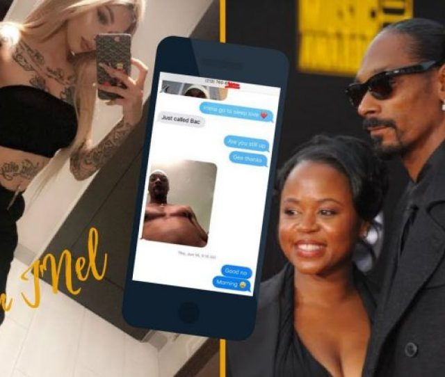 Instagram Model Celina Powell Exposes Snoop Dogg For Cheating On His Wife With Her