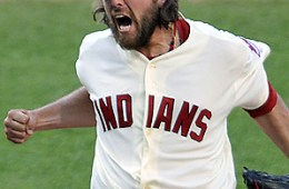 Cleveland sports sure could use a few guys as intense as Indians closer Chris Perez...but does it really matter if he's only pissed at fans?