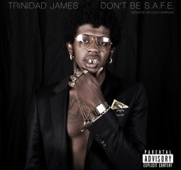Having a sound to match the swag is the name of the game for Trinidad James.