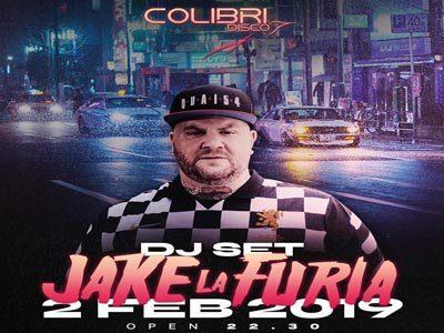 Jake La Furia al Colibrì Disco di Madonna dell Olmo (CN) il 2 ... 6c07ff22aaa3