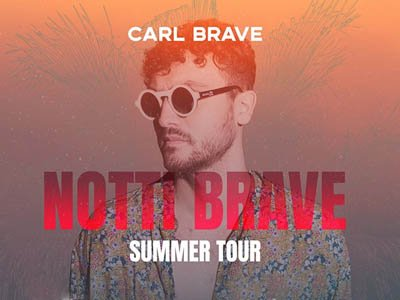 Calendario Concerti Calabria.Carl Brave In Concerto A Reggio Calabria Il 6 Agosto 2019