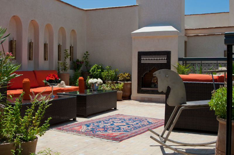 Riad Star Luxury Riad In Marrakech Morocco Book Riad