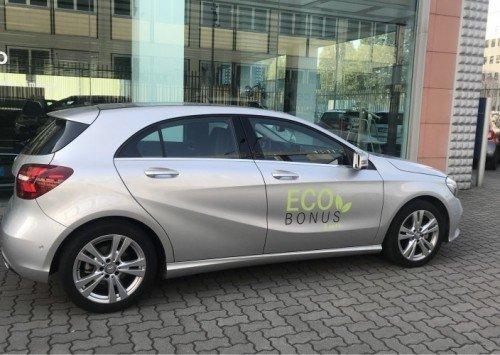 Ecobonus Mercedes: fino a 4000 euro di sconto