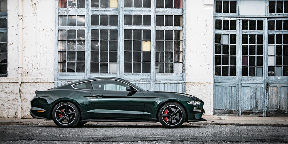 Nuova Ford Mustang: più veloce e tecnologica
