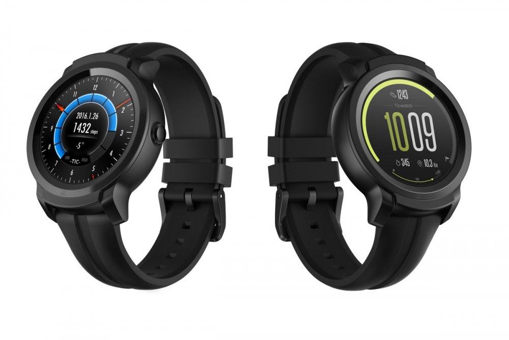 Mobvoi TicWatch E2 e TicWatch S2: smartwatch di seconda generazione