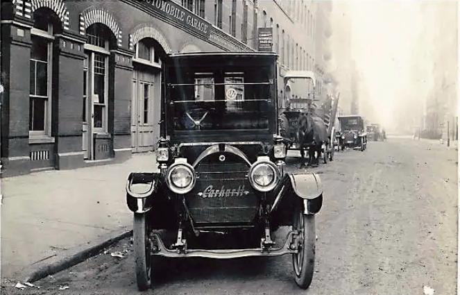 Quando la Carhartt produceva automobili