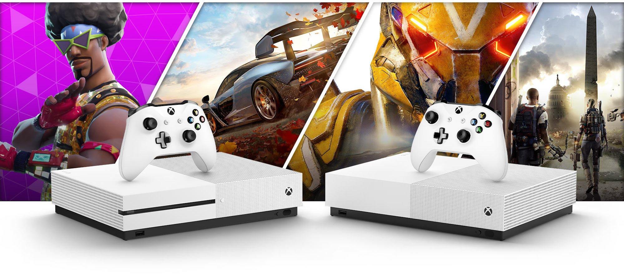 Xbox One S All-Digital