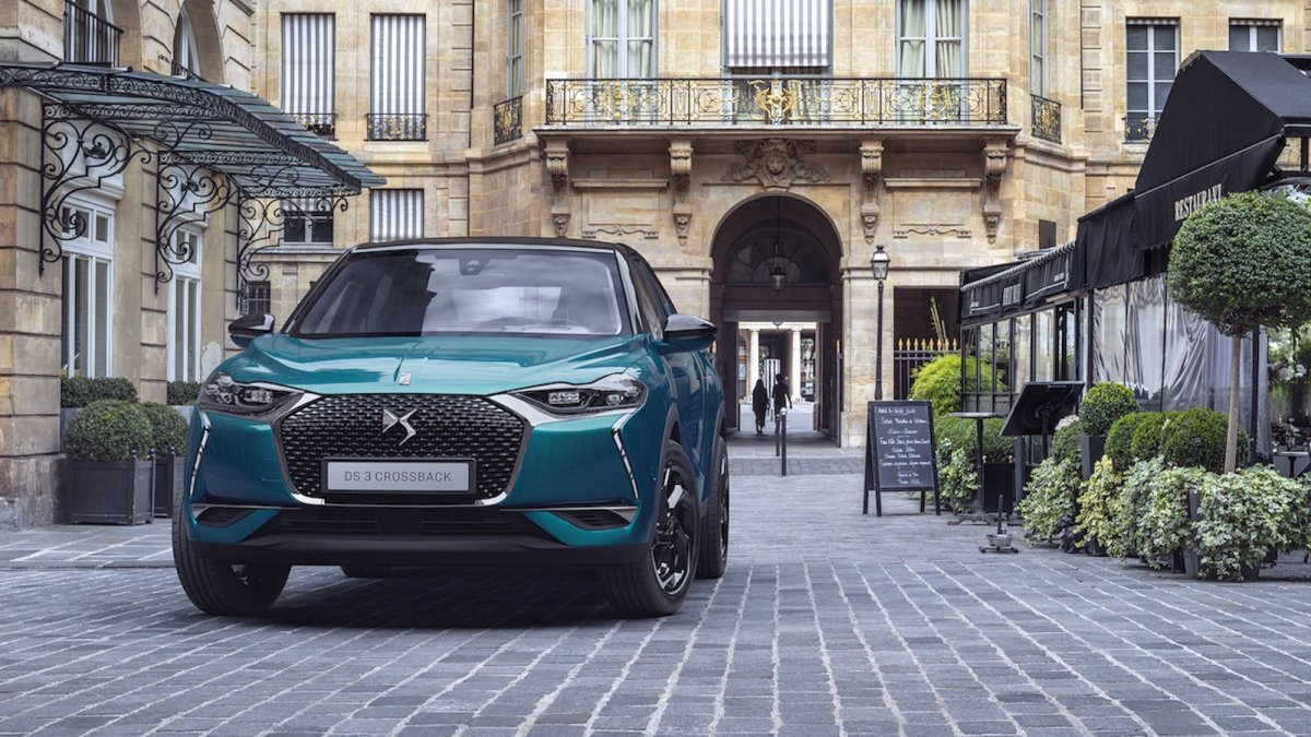 DS 3 Crossback: comfort di livello superiore