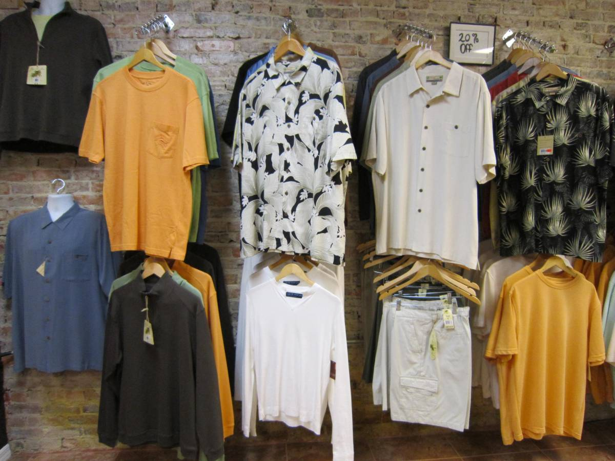 Men's Clothing at HipNotique Clothing and Accessories in Punta Gorda Florida