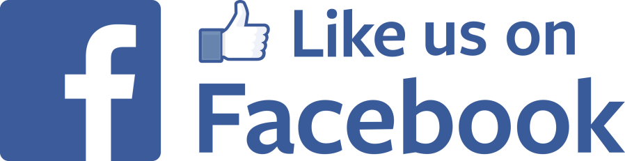 facebook like our page button
