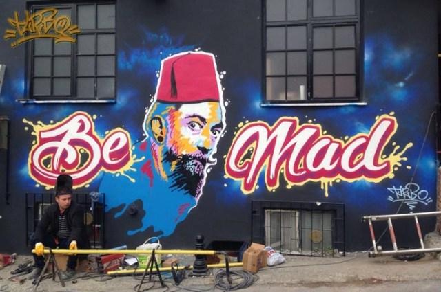 Turbo - Salvador Cafe Graffiti