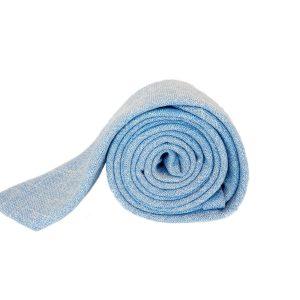 Boris hippe lichtblauw stropdas