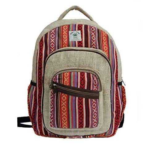 School Backpacks Students BagsHippie WomanTravel Laptop