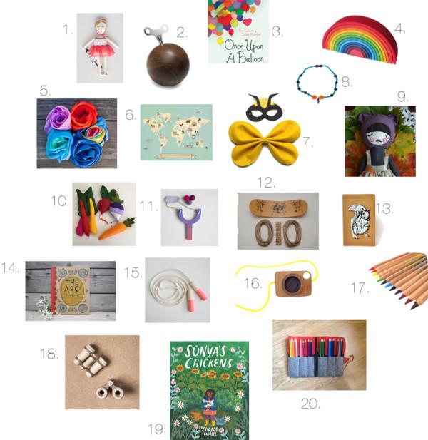 Full Children's Gift Guide 2015