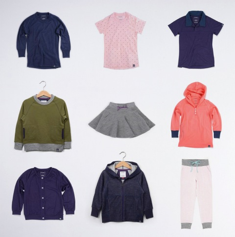 Luv Mother Mthr Merino clothing grid