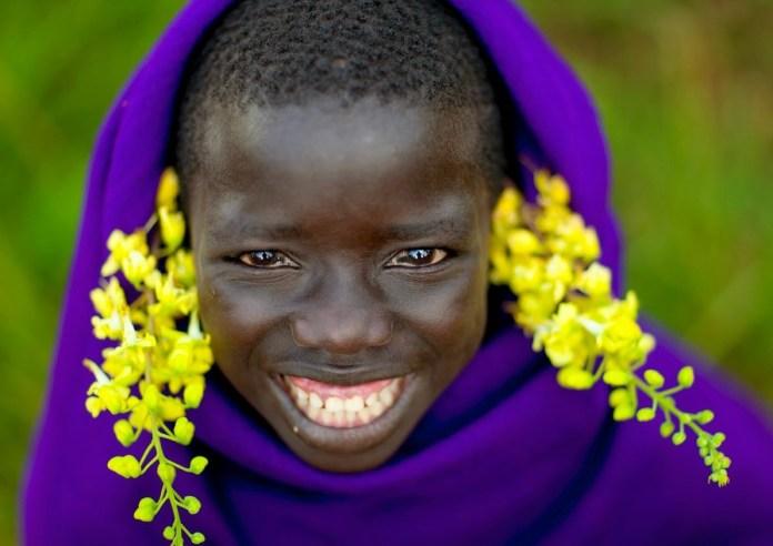 Η ζωή έχει ανάγκη το χαμόγελό σου