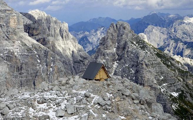 Ορειβασία στις Άλπεις για… δωρεάν διαμονή