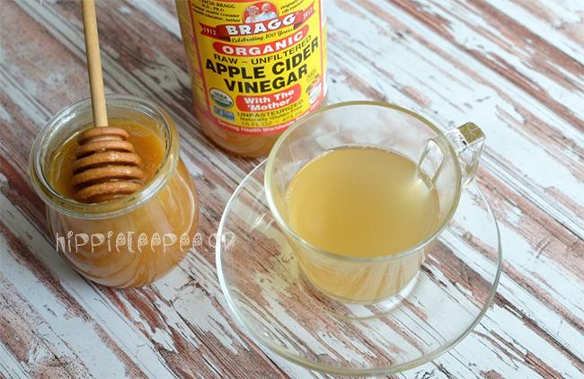 Δείτε τι θα Συμβεί στο Σώμα σας Αν Πίνετε Μηλόξυδο με Μέλι με Άδειο Στομάχι κάθε Πρωί