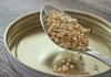 Αποβάλτε νικοτίνη, μειώστε χοληστερίνη-ζάχαρο, ρυθμίστε θυρεοειδή με… Σουσαμόνερο