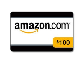 amazon $100 gift card image