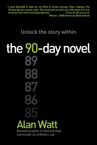 cover of the 90 day novel