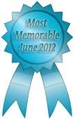 most memorable ribbon june 2012