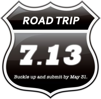 road trip issue call for submissions deadline may 31 2013 mimicks route 66 sign
